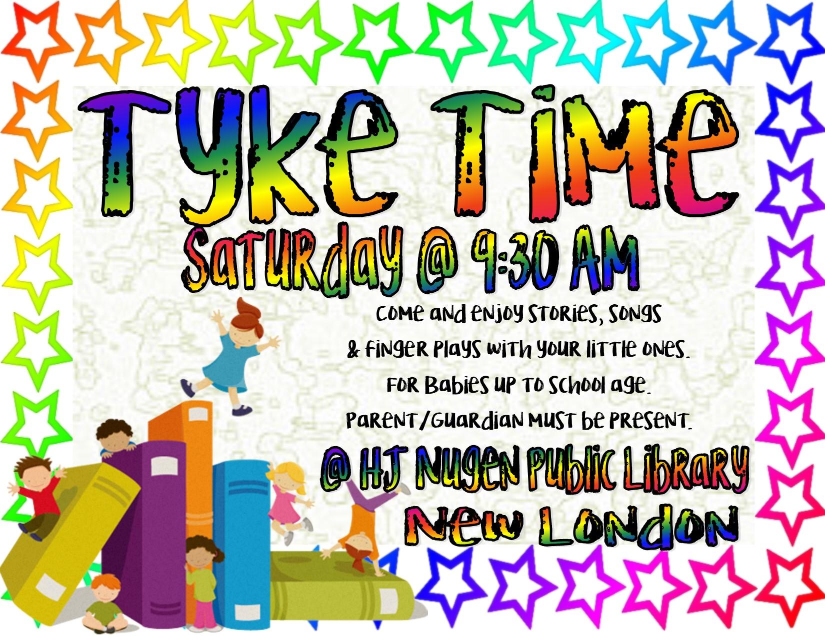tyke time poster - Saturday.jpg
